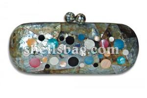 Blacklip Shell Handbags