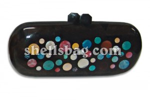 Fashion Shell Clutch Handbag