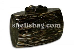 Blacklip Shell Fashion Bag