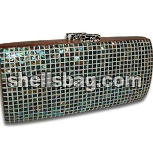 Handmade shell bag